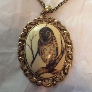Jewelry - Beautiful Owl Necklace